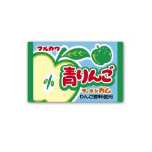 Жевательная резинка Marukawa Green Apple
