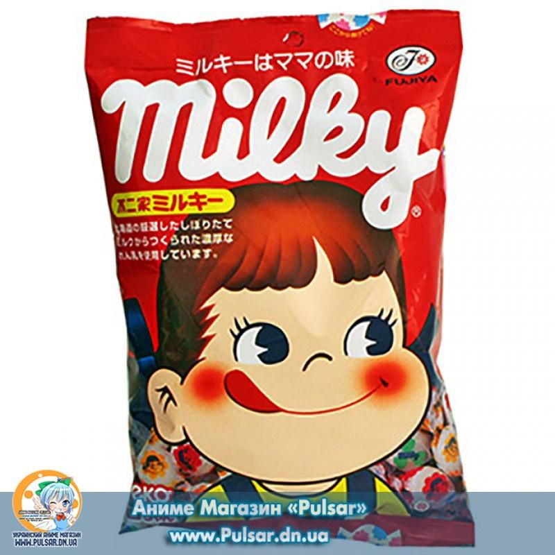 Жевательные конфеты Fujiya Milky Candy
