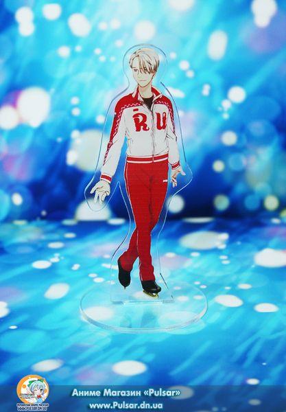 Акрилова міні Фігурка Yuri!!! on Ice tape 05