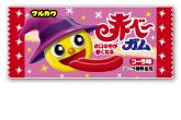 Жевательная резинка Marukawa blue base - gum ( Красит язык! Цвет красный) Клубника