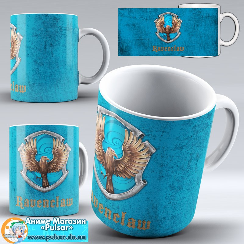"Чашка ""Harry Potter""  - Ravenclaw"