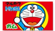 Жвачка Marukawa Doraemon