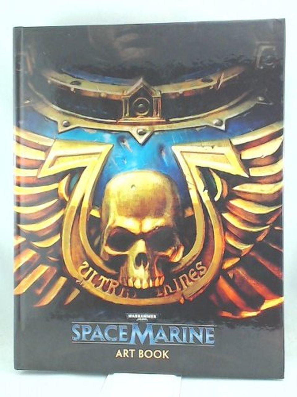 Артбук IFFYThe Art of Space Marine (Warhammer 40,000) Hardcover [ USA IMPORT ]