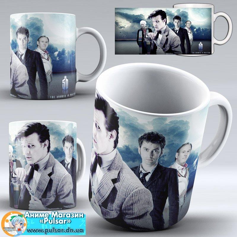 """Чашка """"Doctor Who"""" - Last"""