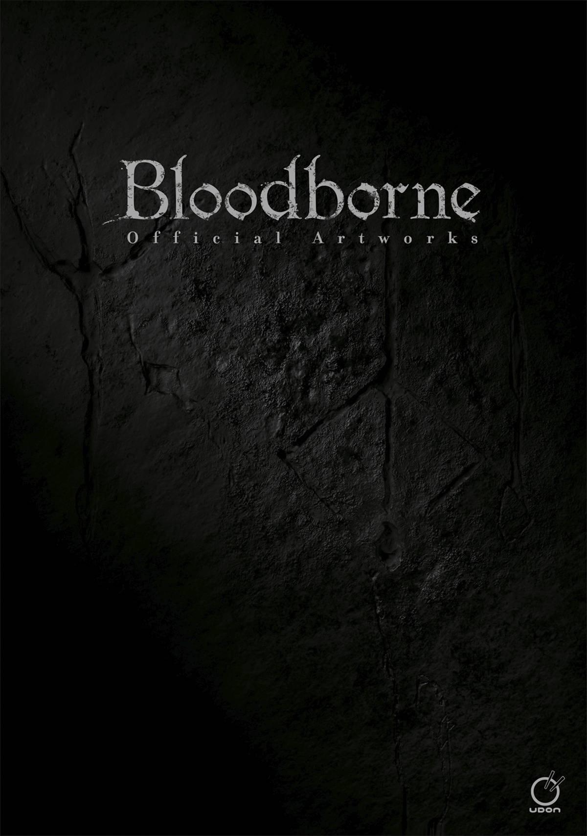 Артбук Bloodborne Official Artworks Paperback ( USA IMPORT)