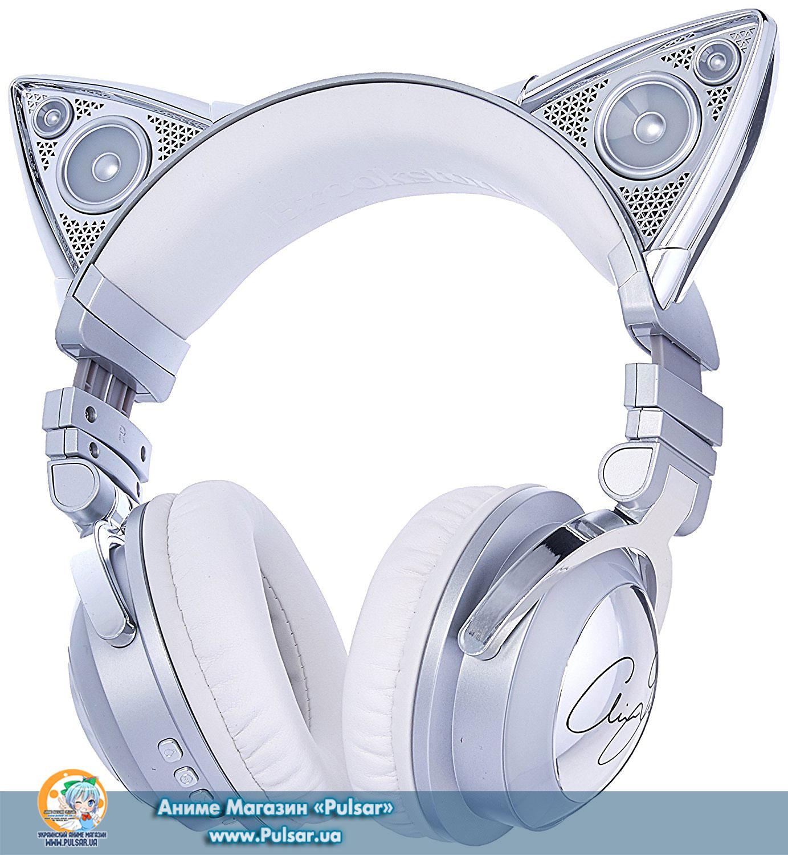 Оригинальные наушники, имитирующие кошачьи ушки, от фирмы Axent Wear Wireless Limited Edition Ariana Grande ( Bluetooth) Эксклюзивное издание