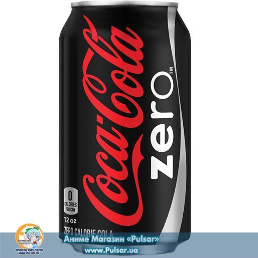 Coca Cola Zero  330 ml   (EU)