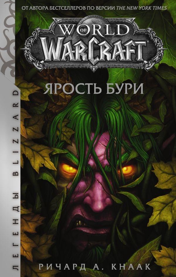 Книга на русском языке «World of Warcraft: Ярость Бури»