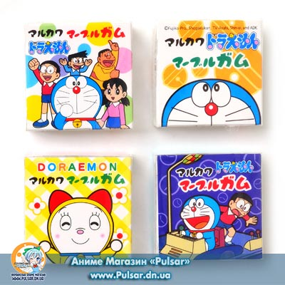 Жевательная резинка Marukawa Doraemon