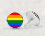 Серьги «LGBT»
