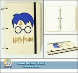 Скетчбук ( sketchbook)  «Harry Potter» CUT x MODE