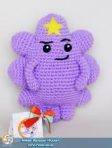 "М`яка іграшка ""Amigurumi"" Принцеса Пупырка"""