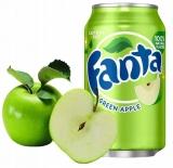 Напій Fanta Green Apple 355 ml USA