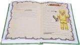 Книга на русском языке «Дневник воина в Майнкрафте. от зерна до сражения!»