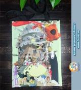 Сумка-шоппер  Студия Гибли (Studio Ghibli) tape 01