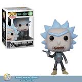 Вінілова фігурка Pop! Animation: Rick and Morty - Prison Escape Rick