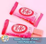 """Шоколадный батончик """"Kitkat""""   Малина (Япония)"""