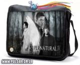 "Сумка зі змінним клапаном з серіалу ""Supernatural"" (Надприродне) - Sleepy Hollow"