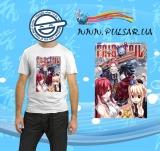 Футболка Fairy Tail / Хвост Феи tape 05