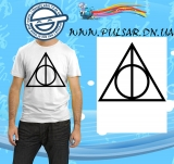 Футболка Harry Potter  модель  «Дары Смерти»