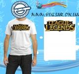 Футболка League of Legends модель League of Legends Logo