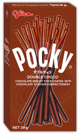 Палички Pocky Double Choco 1.98oz
