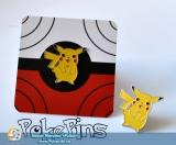 Фірмовий знак Pokemon - Pikachu (Пікачу)