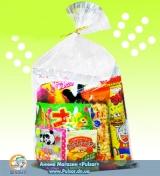 """Подарочный пакет со сладостями """"Panda Spring"""""""