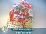 """Подарочный пакет со сладостями """"YOKAI Yukkun"""" #1"""