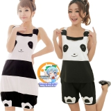Летняя ночная рубаха Panda Chrom