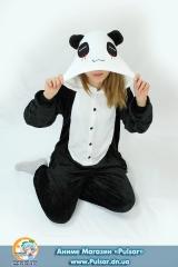 """Кигуруми (Піжама в стилі аніме) """"Pulsar Panda Style"""""""