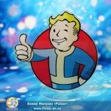 Акриловая мини Фигурка Fallout tape 02