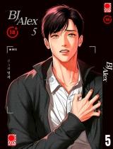 Манхва «BJ Alex» том 5 [18+]