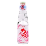 Напиток «Ramune Sakura lemoniada»  [Япония]