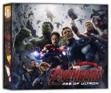 Артбук Road To Marvels Avengers Age Of Ultron Art Slipcase HC  (Импорт США )