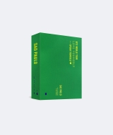 Официальный DVD BTS WORLD TOUR 'LOVE YOURSELF:SPEAK' SAO PAULO DVD 2 DISC(DVD CD)+Book+Folded Poster(On pack)+Book Mark