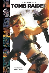 Комикс на английском языке Tomb Raider Archives HC Vol 02 [ USA IMPORT ]