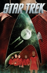 Комикс на русском языке Star Trek. Том 4