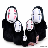 М'яка іграшка Безликий Бог Каонасі (Віднесені Примарами Міядзакі) 20 см
