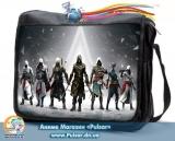 "Сумка зі змінним клапаном ""Assassin`s Creed"" - Shadow warriors"