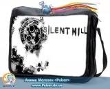 "Сумка зі змінним клапаном ""Silent Hill"" - Arque"