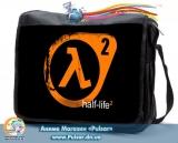 """Сумка со сменным клапаном  """"Half-Life 2"""" - Neo Plast"""