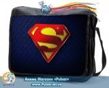 "Сумка зі змінним клапаном ""Superman"" - On you mark"