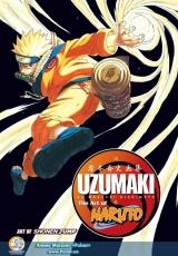 Артбук Art Of Naruto Uzumaki (Импорт USA) Оригинал