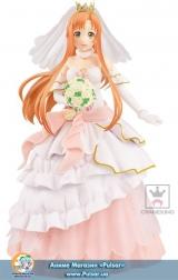 Оригинальная аниме фигурка EXQ Figure Asuna Wedding Ver.