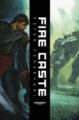 Книга на русском языке Warhammer 40000. Каста огня
