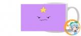 """Чашка за мотивами мультсеріалу """"Час Пригод з Фіном і Джейком """" (Adventure Time with Finn & Jake) - Lumpy Space Princess tape 2"""