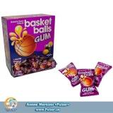 Жевательная резинка Fini Basket Balls