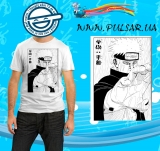 Футболка с аниме «Manga Style» Naruto type 3