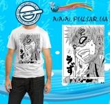 Футболка с аниме «Manga Style» Naruto type 6